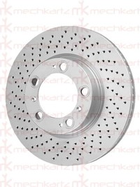 BMW 3 SERIES F30 320d (2011) Front Brake Disc
