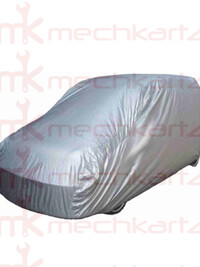 Maruti 800 Body Cover Parx SILVER