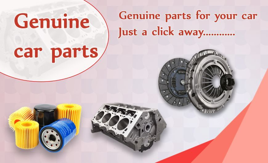 Genuine Car Parts