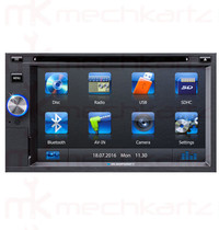 Blaupunkt Las Vegas 530 6.2 inch Double Din Touch Bluetooth DVD Player