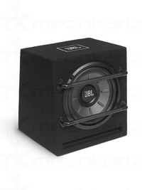 JBL Stage Series Stage 800BA Car Enclosure with Built in Class D Amplifier