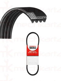 Maruti 800/Car MPFI Water Pump Belt RIB Ace Type