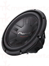 Pioneer TS-W1211D4 12 inch Dual Voice Coil 1400W Subwoofer