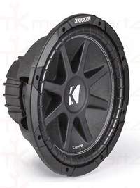 Kicker Comp Series 43C124 12 inch 4 Ohm Subwoofer 300w