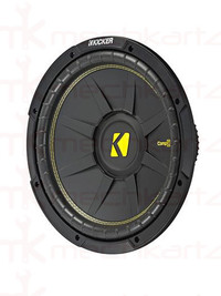 Kicker Comp Series 44CWCS124 12 inch 4 Ohm Subwoofer 600w