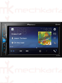 Pioneer MVH-A209VBT Double Din Touch 6.2'' Screen With Bluetooth
