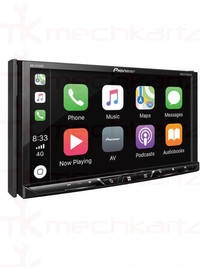 Pioneer AVH-Z5190BT 7 Inch Double Din Touchscreen Bluetooth With Android Auto And Apple car Play