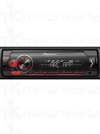 Pioneer MVH-S109UI Single Din Stereo FM USB with Remote