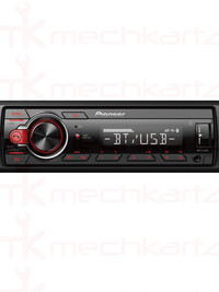Pioneer MVH-S219BT Single Din FM USB Player With Bluetooth