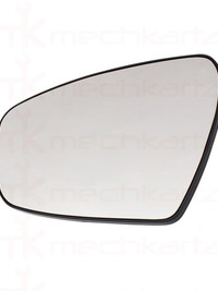 Nissan Sunny Side Mirror Glass Only Tukdi