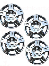 Prigan Chrome Wheel Cap In 15 Inch Press Fitting Scorpio Type