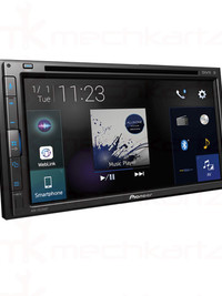 "Pioneer AVH-Z5290BT 6.8"" Inch Double Din Touchscreen Bluetooth With Android Auto And Apple Car Play Full HD"