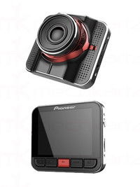 "Pioneer VREC-100CH Universal Dash Camera Recorder and 2.7"" Monitor for all Car Models"