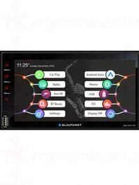 "Blaupunkt New York 750 6.75"" Screen Car Stereo with Android Auto and Apple Car Play"