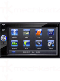 "Blaupunkt San Marino 330 6.2"" Screen full HD Car Stereo with PhoneLink and Bluetooth"