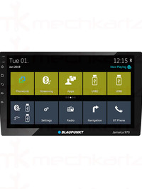 Blaupunkt Jamaica 970 10.1 Inch Capacitive Display Android Stereo For all Car Models