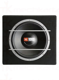 JBL CS Series CS1204B 12'' Enclosure International Model