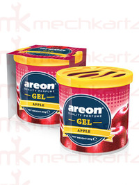 Areon Gel Red Apple Car Air Perfume Air Freshener