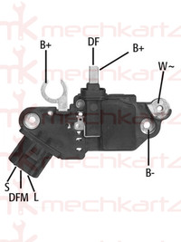 Ford Fiesta Regulator