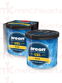 Areon Gel Wish Car Air Perfume Air Freshener