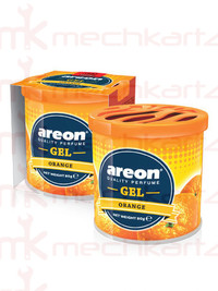Areon Gel Orange Car Air Perfume Air Freshener