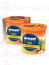 Areon Gel Tutti Frutti Car Air Perfume Air Freshener