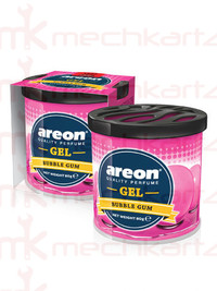 Areon Gel Bubble Gum Car Air Perfume Air Freshener