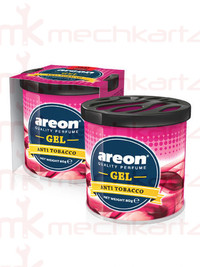 Areon Gel Anti Tobacco Car Air Perfume Air Freshener