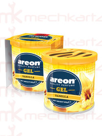 Areon Gel Vanilla Car Air Perfume Air Freshener