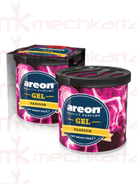 Areon Gel Passion Car Air Perfume Air Freshener