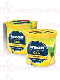 Areon Gel Lemon Car Air Perfume Air Freshener