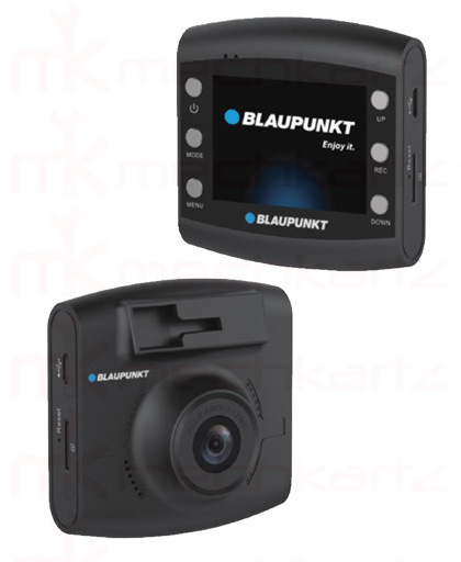 Blaupunkt BP 2.1 FHD Plug & Play Digital Video recorder DVR for all Car Models